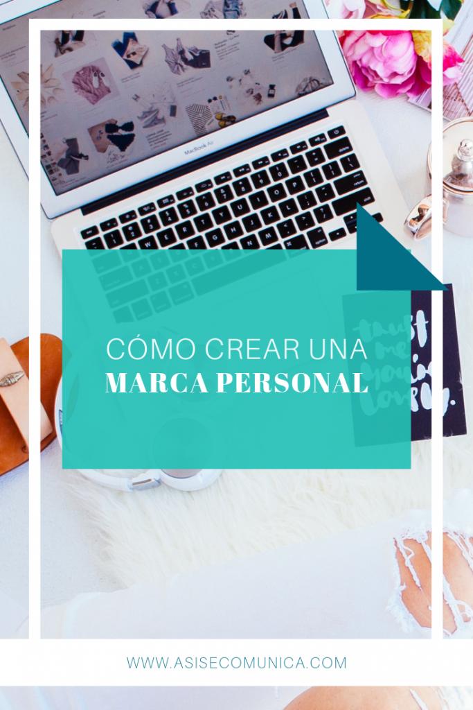 como crear mi propia marca personal