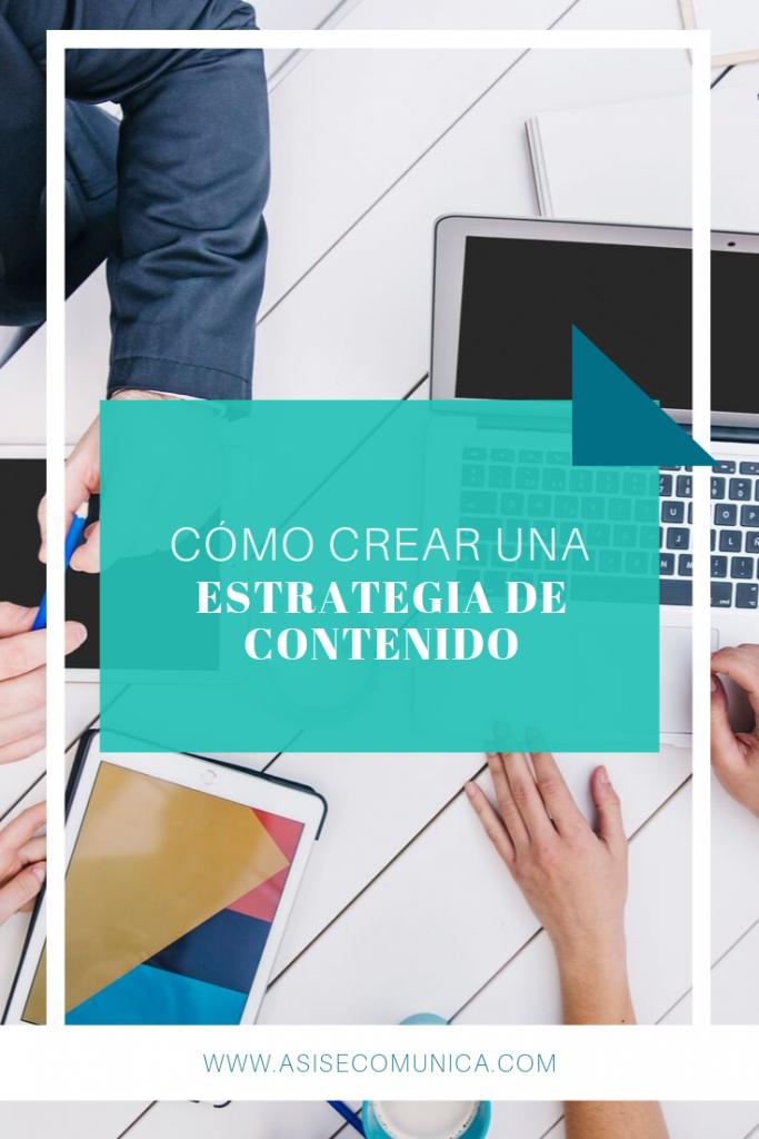 estrategia de contenidos digitales