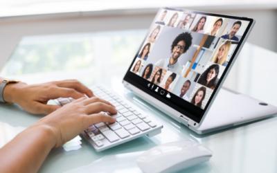 Aprende cómo organizar un webinar gratis