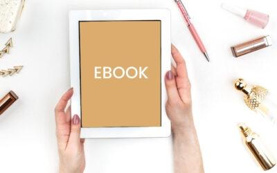 ¿Cómo hacer un ebook?